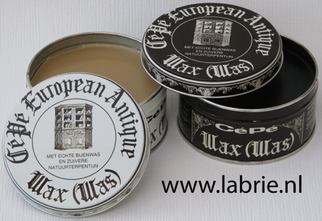 CéPé European Antique Wax® Licht en donker