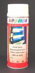 DUPLI-COLOR Light-up-Spray (glow in the dark)